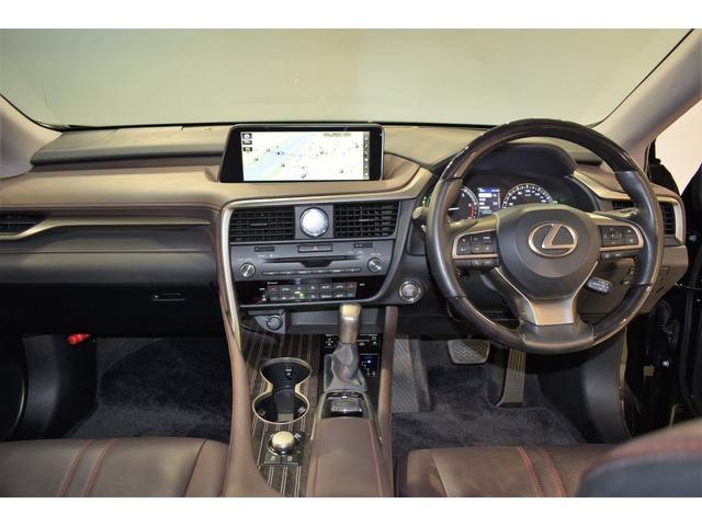 RX200t バージョンL CD フルセグテレビ メモリーナビ 本革シート ETC バックカメラ 後席モニター(25枚目)