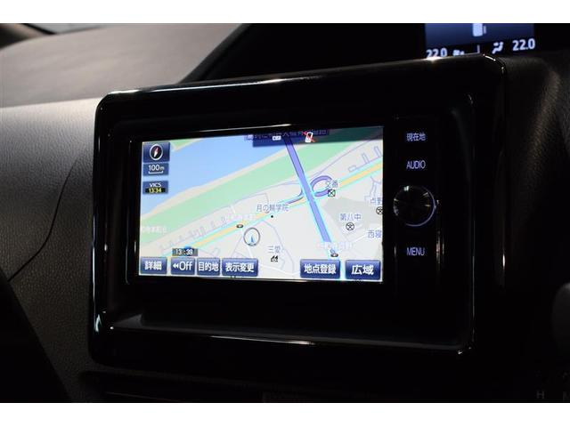 ZS フルセグテレビ メモリーナビゲーション CD DVD再生機能 バックモニター ETC 衝突軽減ブレーキ LEDヘッドライト 片側電動スライドドア スマートキー 純正アルミホイール フルエアロ(14枚目)