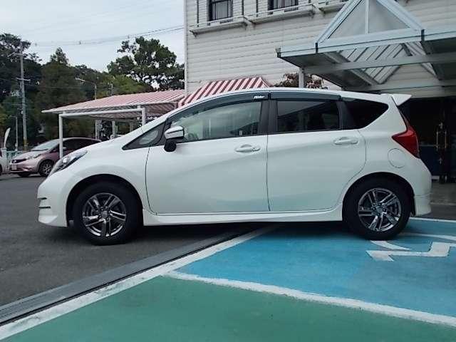 「日産」「ノート」「コンパクトカー」「奈良県」の中古車19
