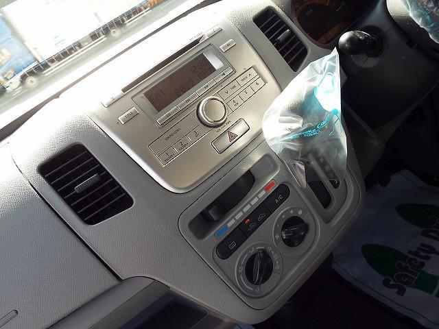 スズキ ワゴンR FX 新品アルミ CD キーレス 保証付