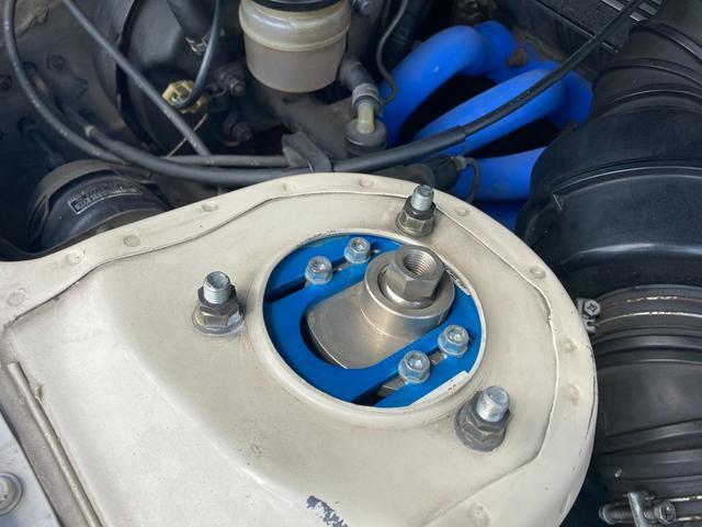 2.8GT-リミテッド タコ足 デュアルマフラー 5MT ツインカム SSR15AW 車高調 ETC(20枚目)