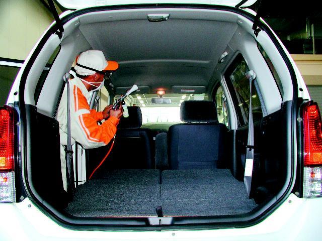Si フルセグ メモリーナビ DVD再生 後席モニター バックカメラ ETC 電動スライドドア LEDヘッドランプ ウオークスルー 乗車定員8人 3列シート ワンオーナー フルエアロ アイドリングストップ(38枚目)