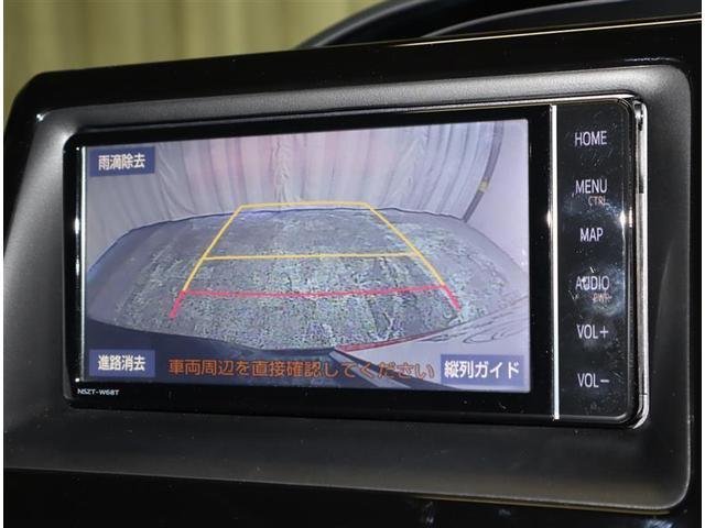 Si ダブルバイビーII フルセグ メモリーナビ DVD再生 バックカメラ 衝突被害軽減システム ETC 両側電動スライド LEDヘッドランプ ウオークスルー 乗車定員7人 3列シート ワンオーナー フルエアロ(10枚目)