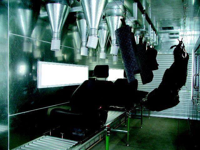 Si ダブルバイビーII フルセグ メモリーナビ DVD再生 バックカメラ 衝突被害軽減システム ETC 両側電動スライド LEDヘッドランプ ウオークスルー 乗車定員7人 3列シート ワンオーナー フルエアロ(32枚目)