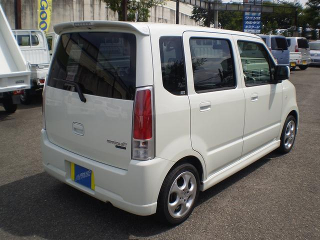 スズキ ワゴンR FT-Sリミテッド   ターボ車