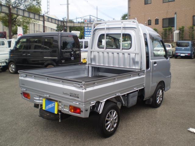 ダイハツ ハイゼットトラック ジャンボ4WDパワステ・パワーウインド・キーレス