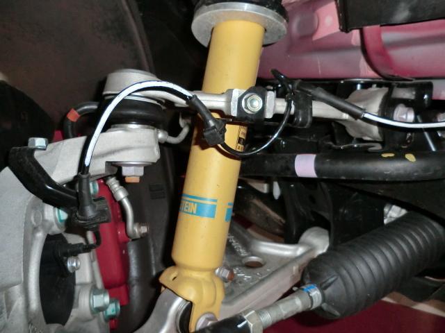 アバルト アバルト124 スパイダー ベースグレード レコードモンツァマフラー ビルシュタイン