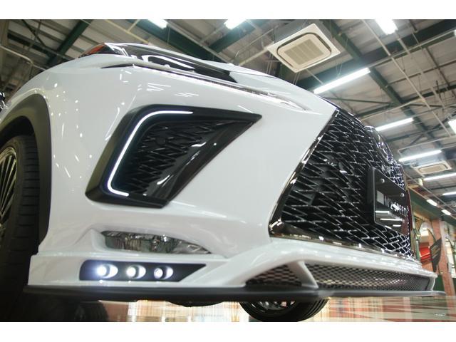 NX300 Fスポーツ ムーンルーフ M'zコンプリートカー(3枚目)
