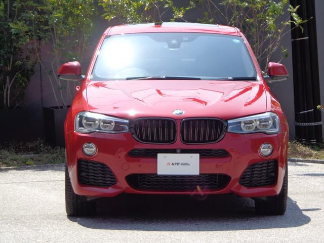 「BMW」「BMW X4」「SUV・クロカン」「京都府」の中古車3