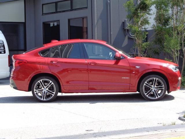 「BMW」「BMW X4」「SUV・クロカン」「京都府」の中古車5