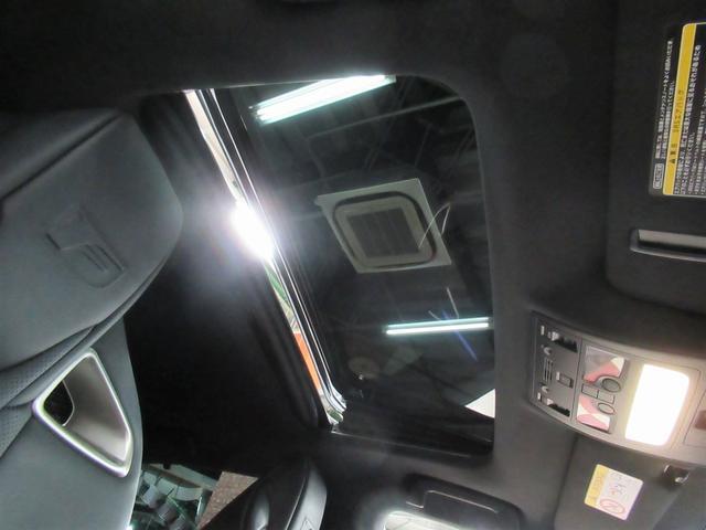 ベースグレード ワンオーナー ムーンルーフ セーフティシステムプラス カーボンインテリア セミアニリンハイバックフルレザーシート オレンジキャリパー 社外4本出しマフラー TVナビカメラ 3眼LEDヘッドライト(31枚目)