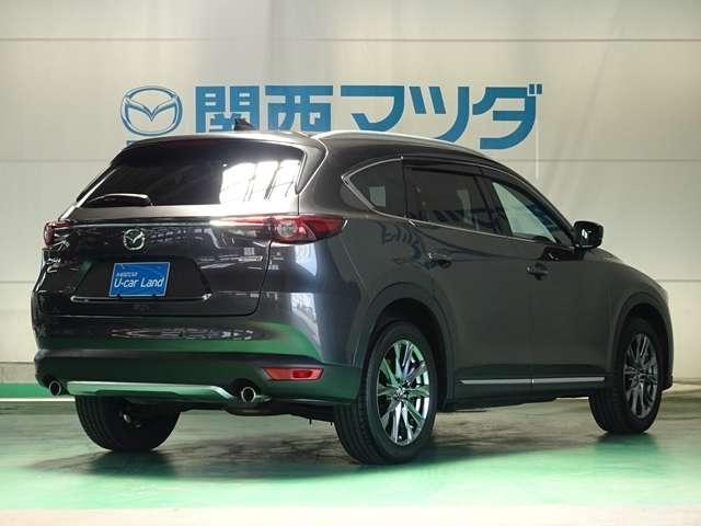 「マツダ」「CX-8」「SUV・クロカン」「大阪府」の中古車2
