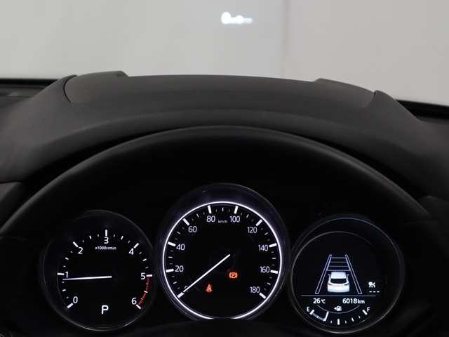 2.2 XD Lパッケージ ディーゼルターボ 4WD マツダ認定中古車 サポカー 衝突被害軽減ブレーキ マツダコネクトメモリーナビ 360度カメラ リアシートモニター LEDライト 3列シート 6人乗り(7枚目)