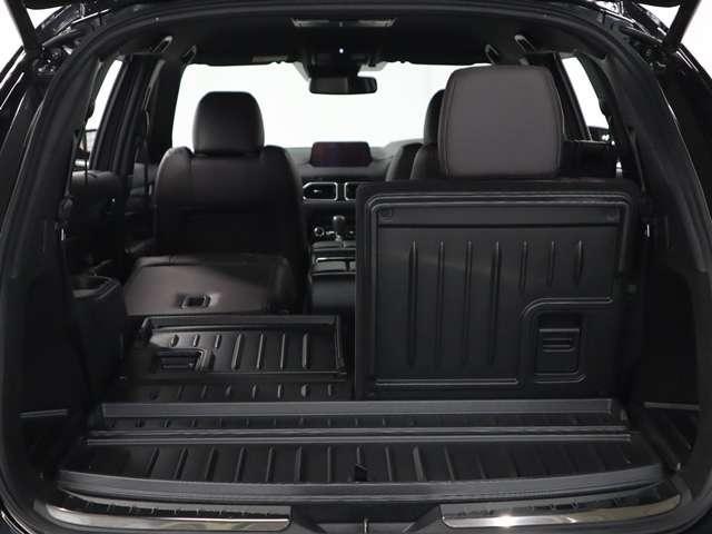 2.2 XD Lパッケージ ディーゼルターボ 4WD マツダ認定中古車 サポカー 衝突被害軽減ブレーキ マツダコネクトメモリーナビ 360度カメラ リアシートモニター LEDライト 3列シート 6人乗り(15枚目)