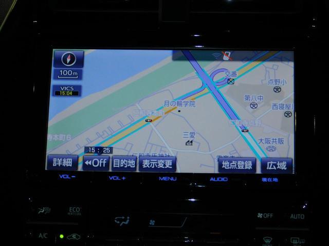 純正ナビゲーション搭載☆初めての道路も安心ですね♪納車後すぐのおでかけもOKです