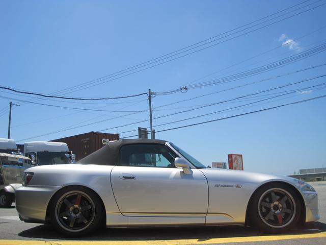 ホンダ S2000 純正エアロ レカロシート