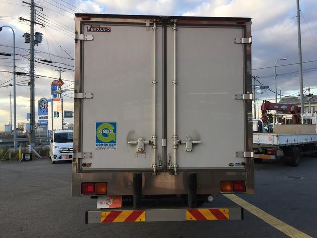 三菱ふそう ファイター 冷蔵冷凍車