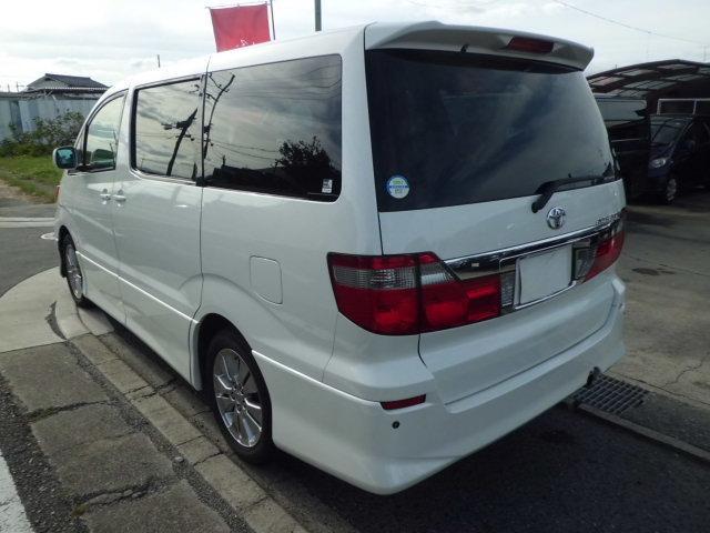 「トヨタ」「アルファード」「ミニバン・ワンボックス」「滋賀県」の中古車4