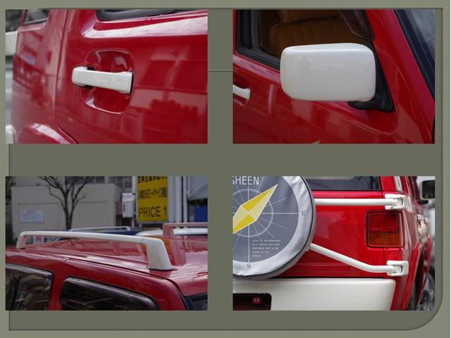 タイプII 背面タイヤ ルーフレール 予防整備付き(28枚目)