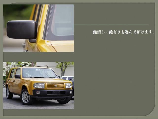 タイプII 背面タイヤ ルーフレール 予防整備付き(30枚目)