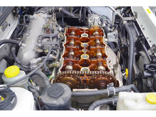 タイプII 背面タイヤ ルーフレール 予防整備付き(45枚目)