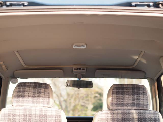 日産 ラシーン タイプII 再生整備 新品背面タイヤカバー ガラスサンルーフ
