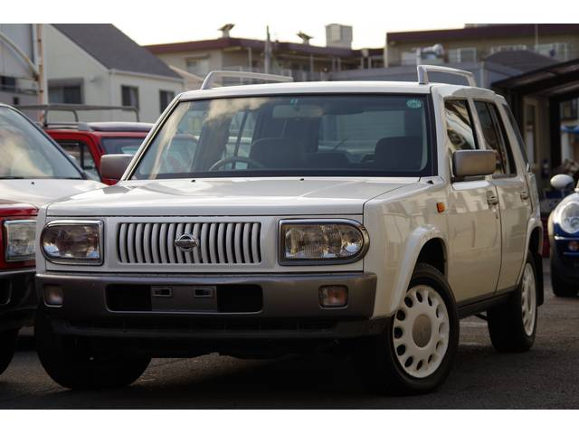 「日産」「ラシーン」「SUV・クロカン」「兵庫県」の中古車3