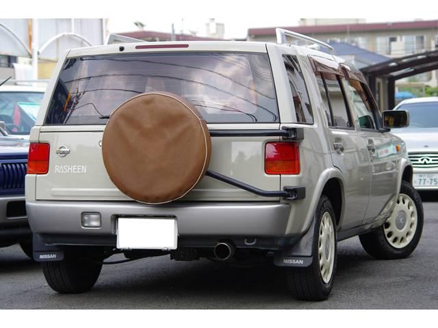 タイプII 再生整備 新品背面タイヤカバー ボディーコート(10枚目)