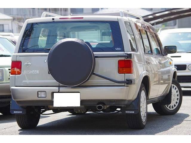 タイプII 再生整備 新品背面タイヤカバー ボディーコート(4枚目)