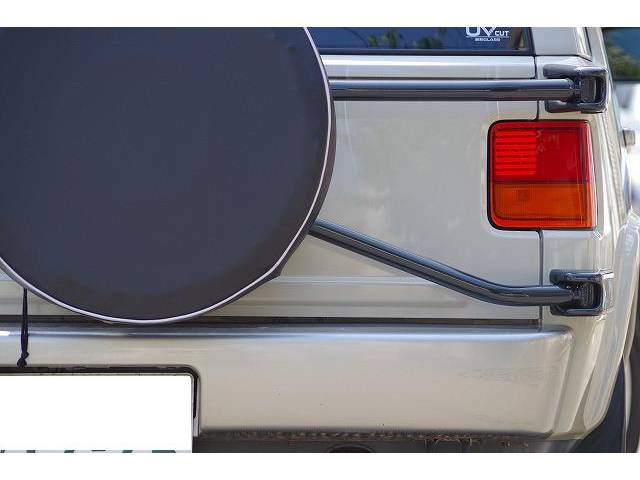 タイプII 再生整備 新品背面タイヤカバー ボディーコート(5枚目)