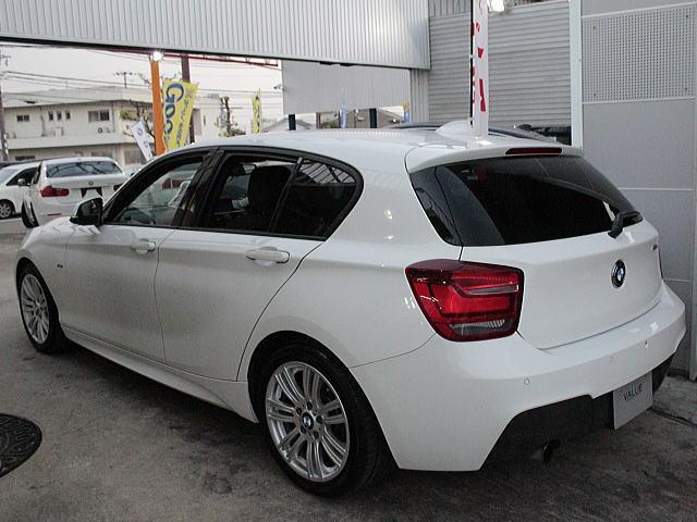 BMW BMW 116iMスポーツ純正ナビバックカメラPDCワンオーナー車