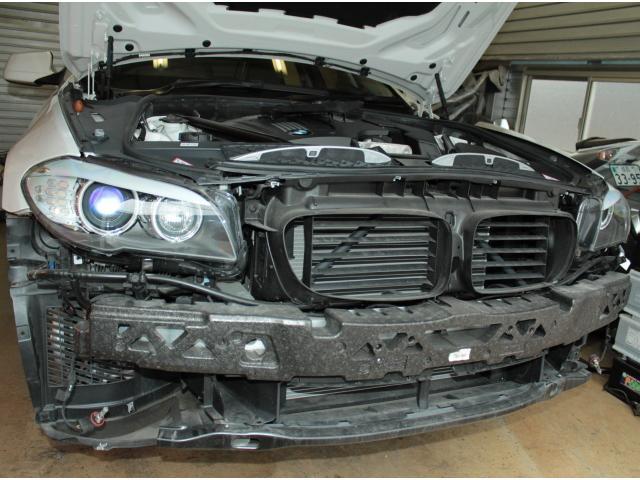 フレーム修正からキズ修理まで、デリケートな欧州車を扱う当店だから出来る高い完成度です。