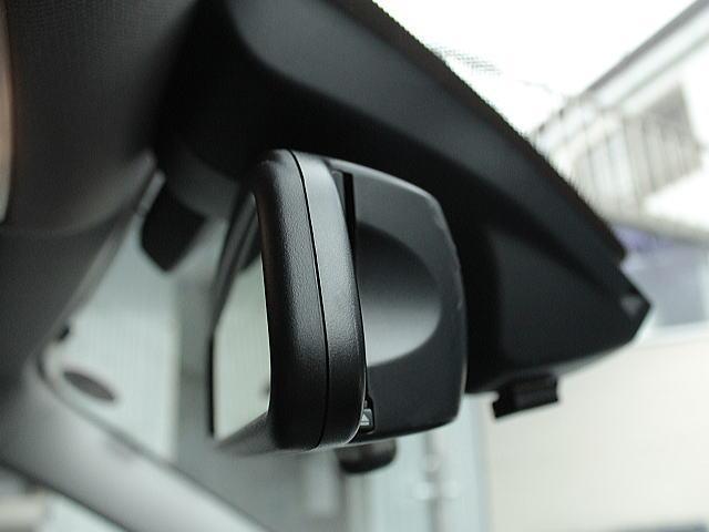 純正ルームミラー内蔵ETCは標準装備