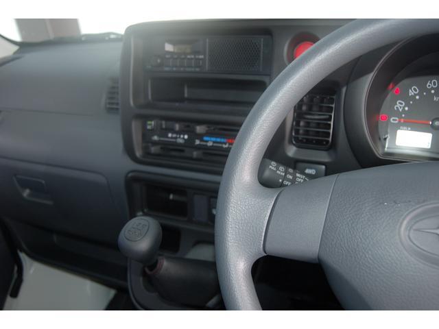 スバル サンバーバン トランスポーター 4WD 5速ミッション ラジオ