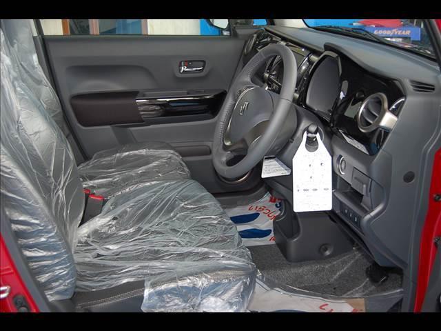 スズキ ハスラー JスタイルII 4WD シートヒーター キーレス CVT