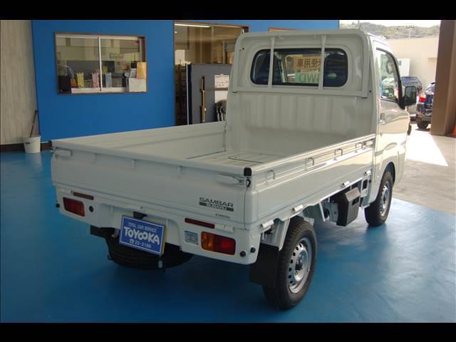 スバル サンバートラック TB 4WD 5速ミッション