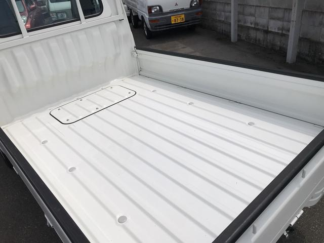 ダイハツ ハイゼットトラック スペシャル AC 5MT 軽トラック ワンオーナー 2人乗