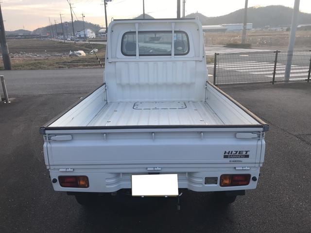 スペシャル 三方開 軽トラック 2名乗り(6枚目)