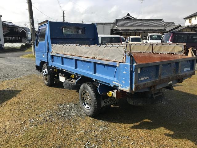 ダンプ トラック AC MT 修復歴無 ワンオーナー(17枚目)