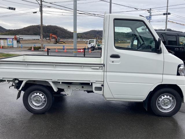 4WD AC MT 修復歴無 軽トラック(15枚目)
