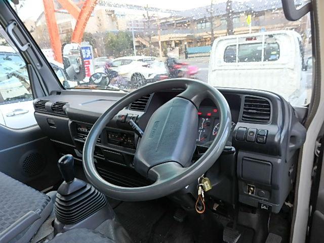 いすゞ エルフトラック ロング 3.0tドライバン