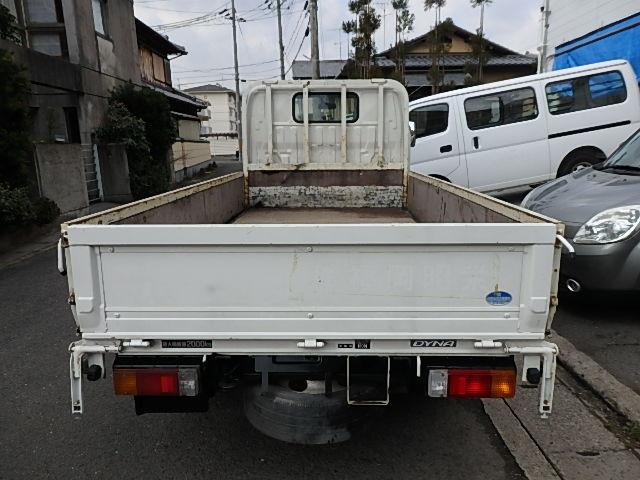 2tトラック オートマ(4枚目)