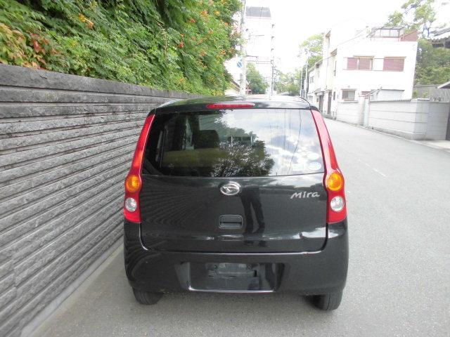「ダイハツ」「ミラ」「軽自動車」「大阪府」の中古車3