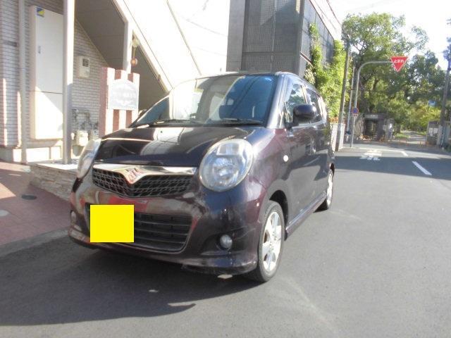 「スズキ」「MRワゴン」「コンパクトカー」「大阪府」の中古車7