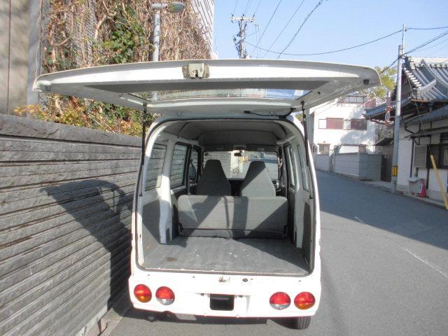「三菱」「ミニキャブバン」「軽自動車」「大阪府」の中古車18