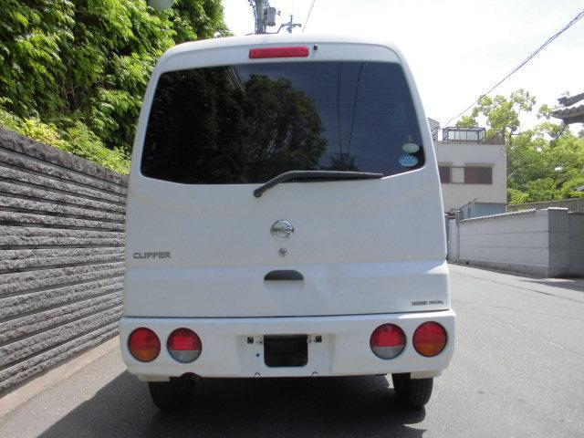 「日産」「クリッパーバン」「軽自動車」「大阪府」の中古車3