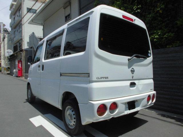「日産」「クリッパーバン」「軽自動車」「大阪府」の中古車9