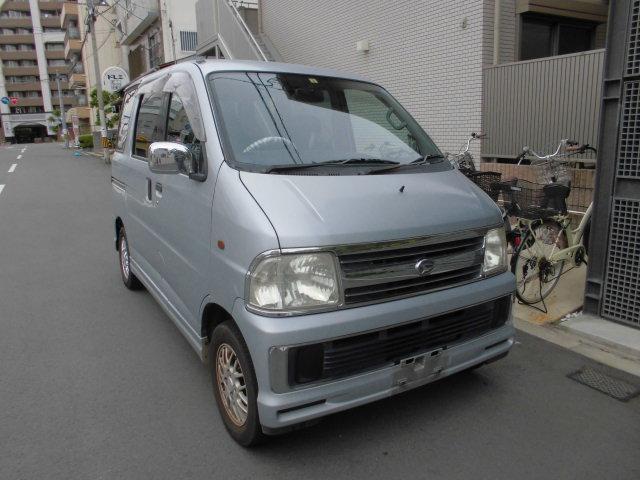 「ダイハツ」「アトレーワゴン」「コンパクトカー」「大阪府」の中古車6