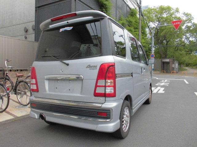 「ダイハツ」「アトレーワゴン」「コンパクトカー」「大阪府」の中古車8