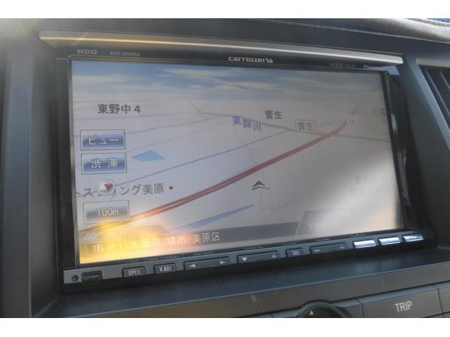 インフィニティ インフィニティ FX45 SR 22AW 本革シート HDDナビ バックカメラ HID